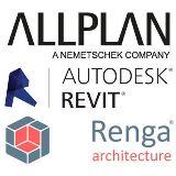 Сравнительный анализ BIM-платформ Nemetschek Allplan, Autodesk Revit и Renga Architecture с позиций сметного аудита
